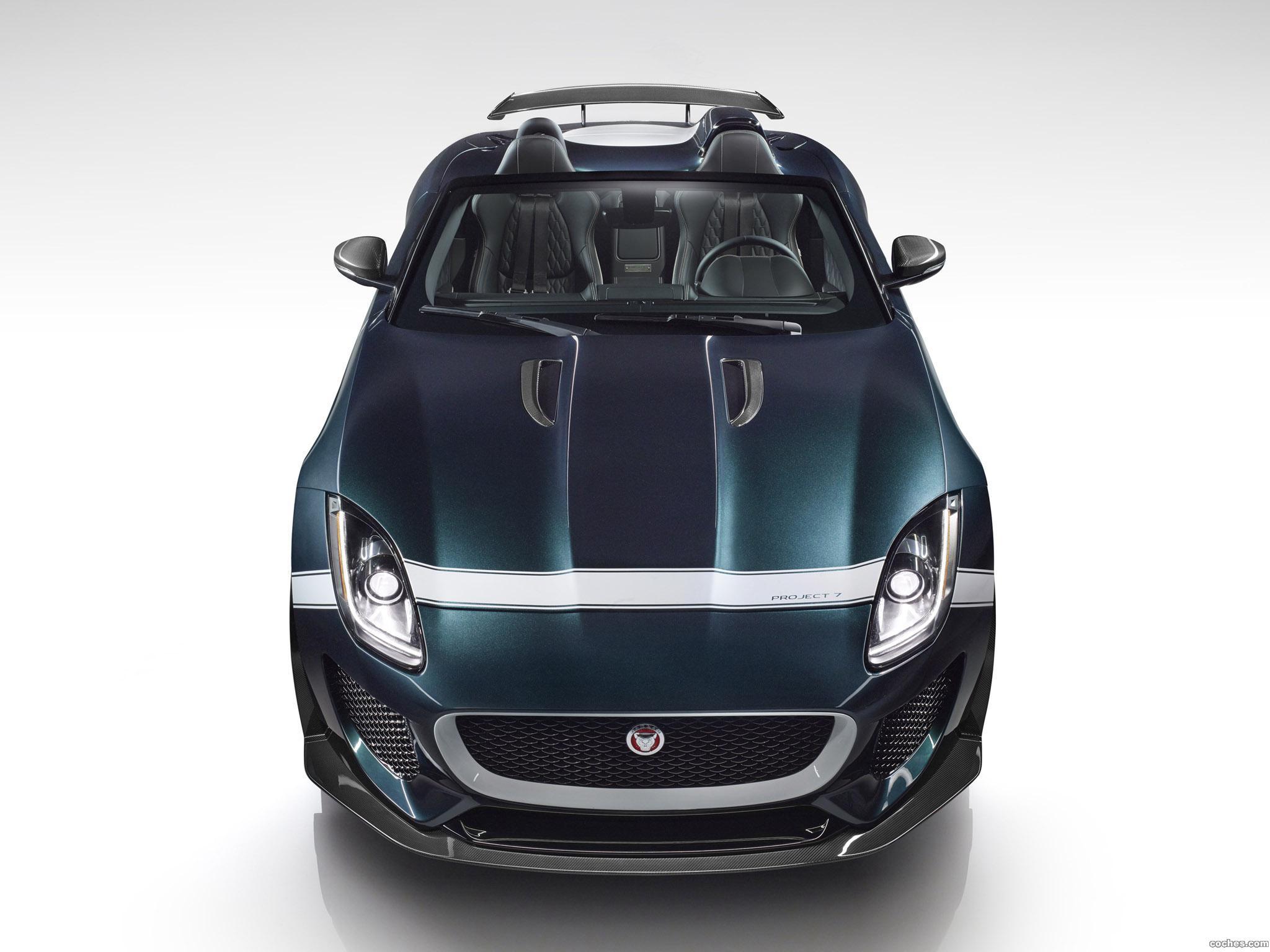 Foto 15 de Jaguar F-Type Project 7 2014