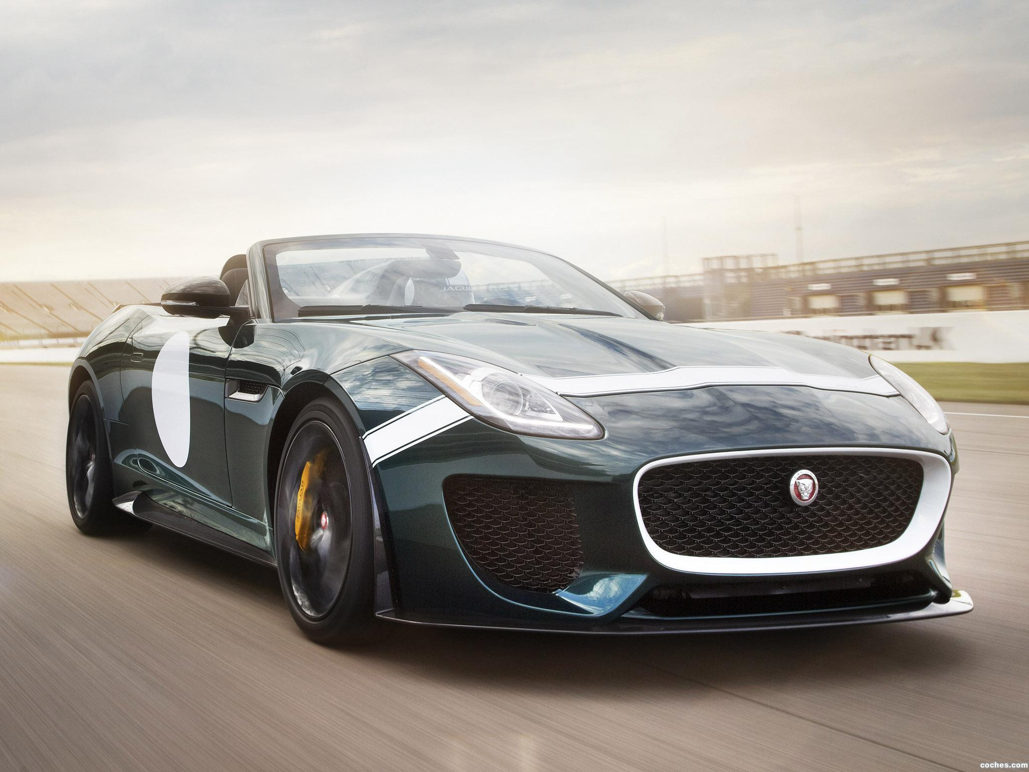Foto 11 de Jaguar F-Type Project 7 2014