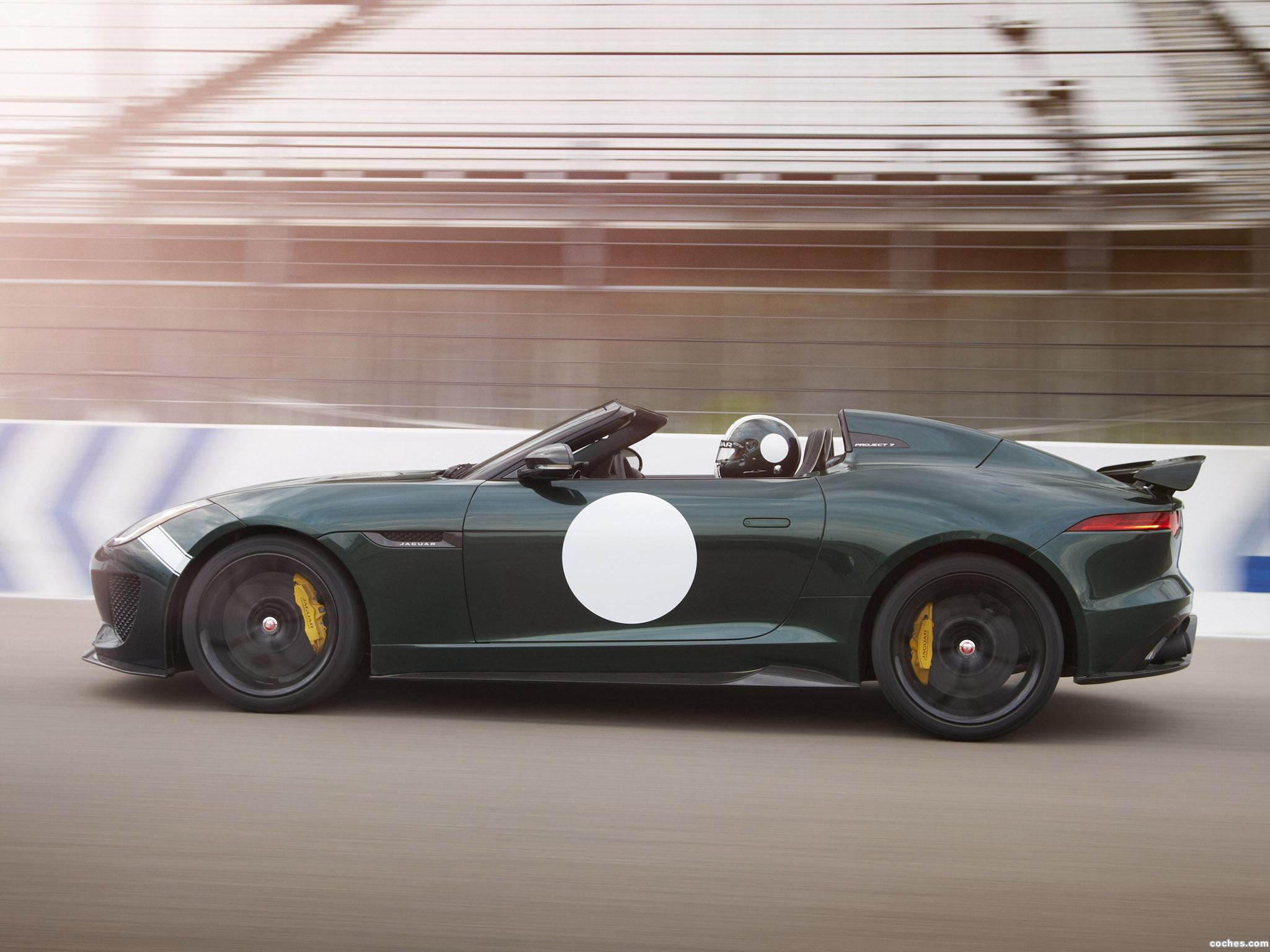 Foto 10 de Jaguar F-Type Project 7 2014