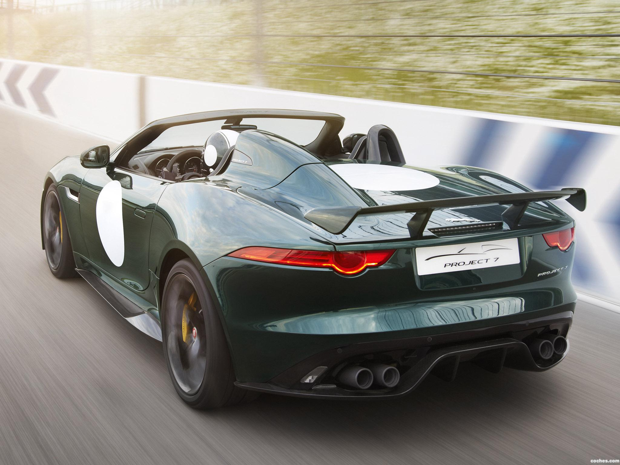 Foto 9 de Jaguar F-Type Project 7 2014