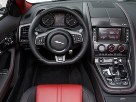 Ver foto 15 de Jaguar F-Type R Convertible AWD USA 2015
