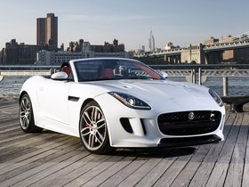 Ver foto 6 de Jaguar F-Type R Convertible AWD USA 2015