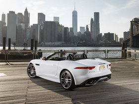 Ver foto 4 de Jaguar F-Type R Convertible AWD USA 2015