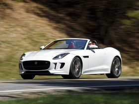 Ver foto 3 de Jaguar F-Type R Convertible AWD USA 2015