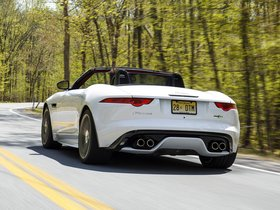 Ver foto 2 de Jaguar F-Type R Convertible AWD USA 2015