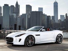 Ver foto 1 de Jaguar F-Type R Convertible AWD USA 2015