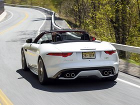 Ver foto 11 de Jaguar F-Type R Convertible AWD USA 2015