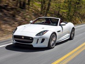 Ver foto 10 de Jaguar F-Type R Convertible AWD USA 2015