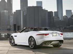 Ver foto 9 de Jaguar F-Type R Convertible AWD USA 2015