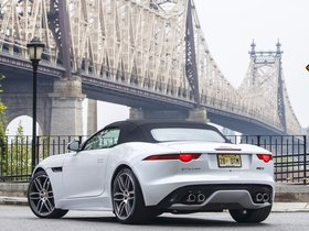 Ver foto 8 de Jaguar F-Type R Convertible AWD USA 2015