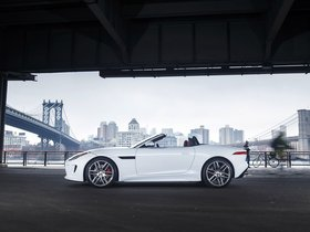 Ver foto 7 de Jaguar F-Type R Convertible AWD USA 2015