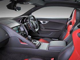 Ver foto 9 de Jaguar F-Type R Coupe 2014
