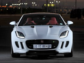 Ver foto 2 de Jaguar F-Type R Coupe 2014