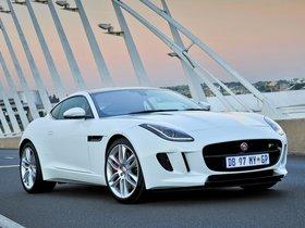 Fotos de Jaguar F-Type R Coupe 2014