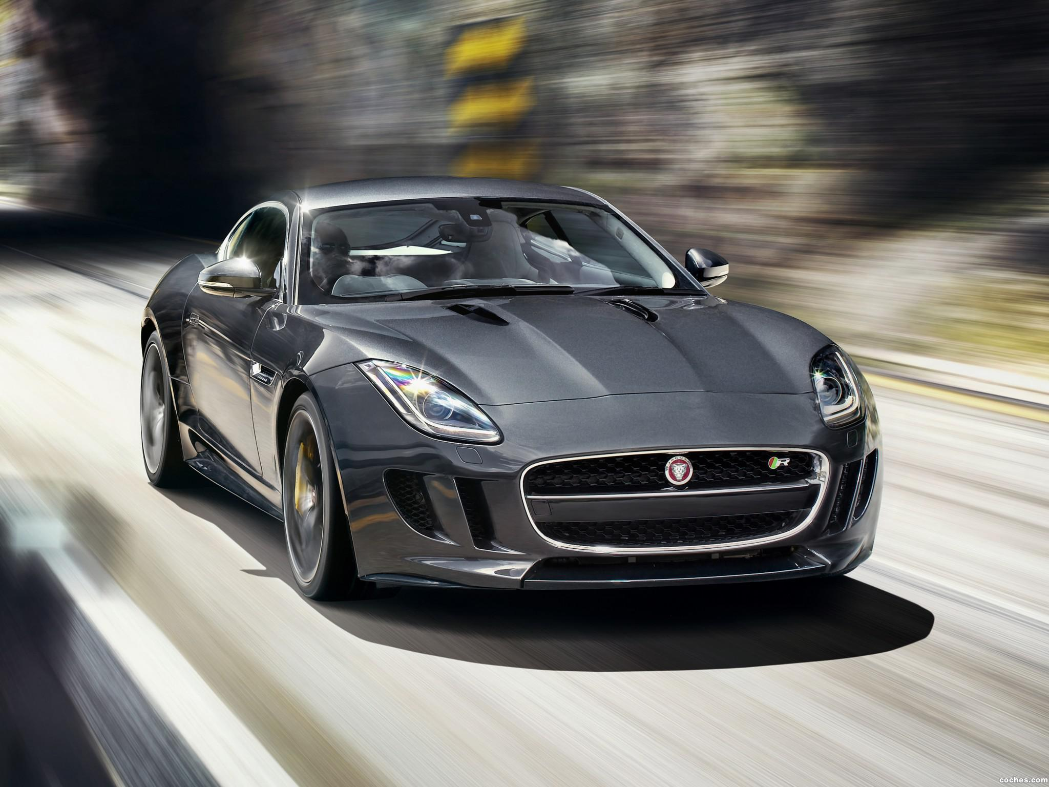Foto 0 de Jaguar F-Type R Coupe UK 2014