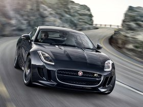 Ver foto 7 de Jaguar F-Type R Coupe UK 2014