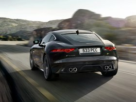 Ver foto 5 de Jaguar F-Type R Coupe UK 2014