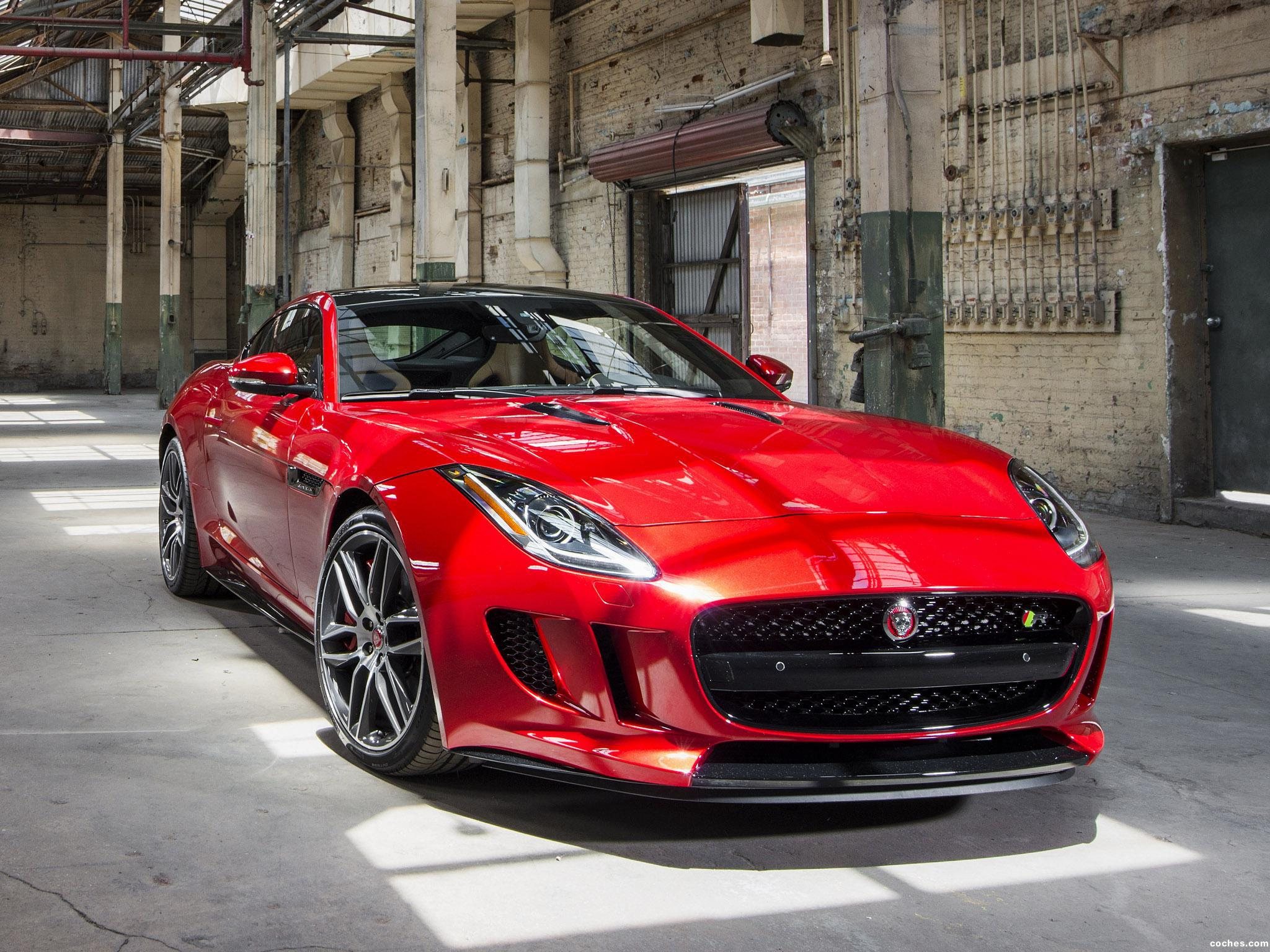 Foto 0 de Jaguar F-Type R Coupe USA 2014