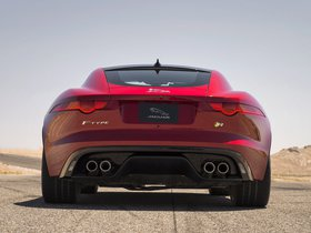 Ver foto 17 de Jaguar F-Type R Coupe USA 2014