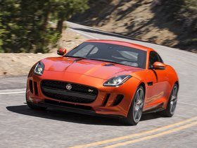 Ver foto 10 de Jaguar F-Type R Coupe USA 2014