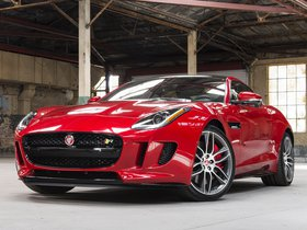 Ver foto 3 de Jaguar F-Type R Coupe USA 2014