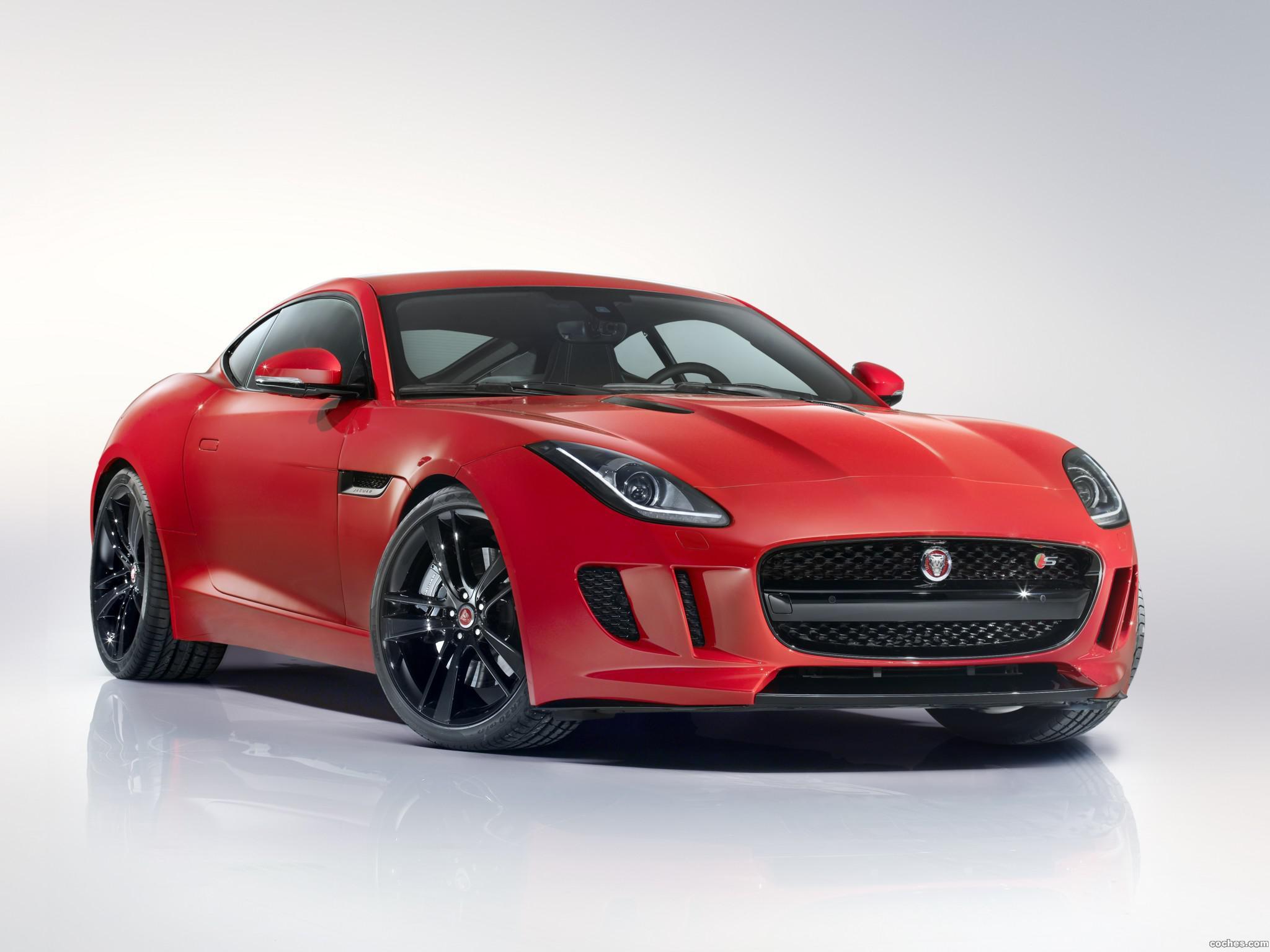 Foto 0 de Jaguar F-Type S Coupe 2014