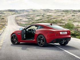 Ver foto 2 de Jaguar F-Type S Coupe 2014