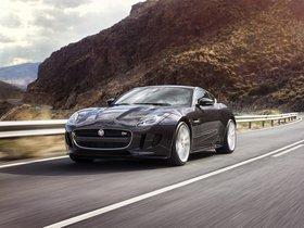 Fotos de Jaguar F-Type S Coupe AWD 2014