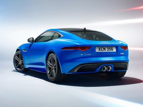 Ver foto 5 de Jaguar F-Type S Coupe AWD British Design Edition 2016