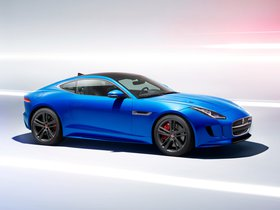 Ver foto 3 de Jaguar F-Type S Coupe AWD British Design Edition 2016