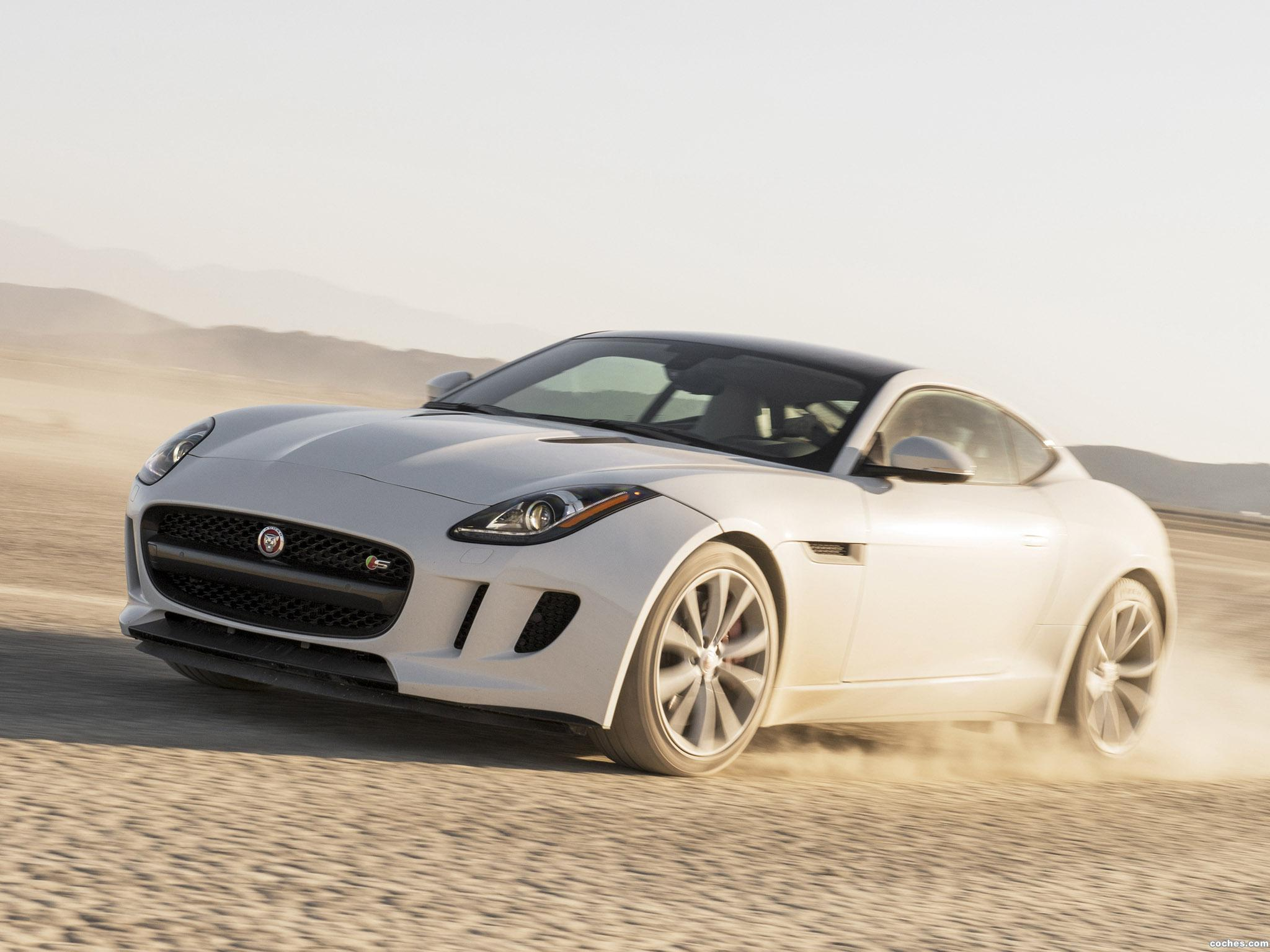 Foto 0 de Jaguar F-Type S Coupe USA 2014