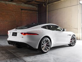 Ver foto 7 de Jaguar F-Type S Coupe USA 2014