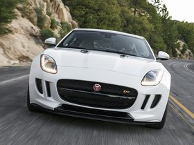Ver foto 4 de Jaguar F-Type S Coupe USA 2014