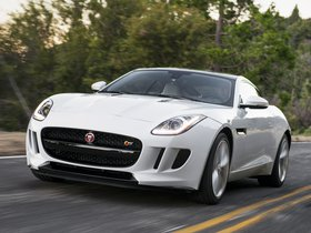 Ver foto 3 de Jaguar F-Type S Coupe USA 2014