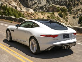 Ver foto 2 de Jaguar F-Type S Coupe USA 2014