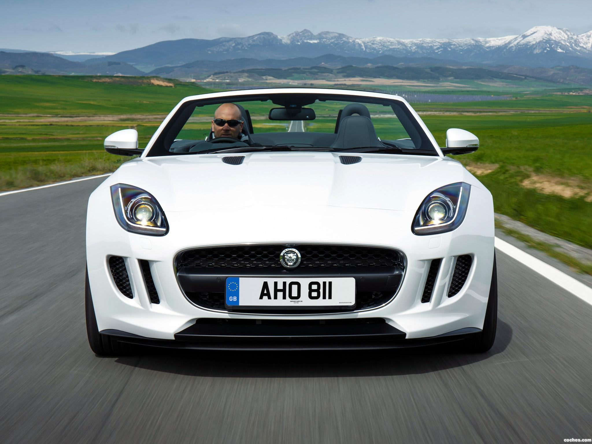 Foto 0 de Jaguar F-Type S UK 2013