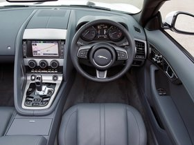 Ver foto 14 de Jaguar F-Type S UK 2013