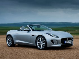 Ver foto 3 de Jaguar F-Type S UK 2013