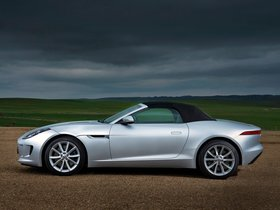 Ver foto 2 de Jaguar F-Type S UK 2013