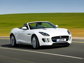 Ver foto 8 de Jaguar F-Type S UK 2013
