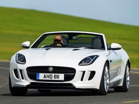 Ver foto 7 de Jaguar F-Type S UK 2013