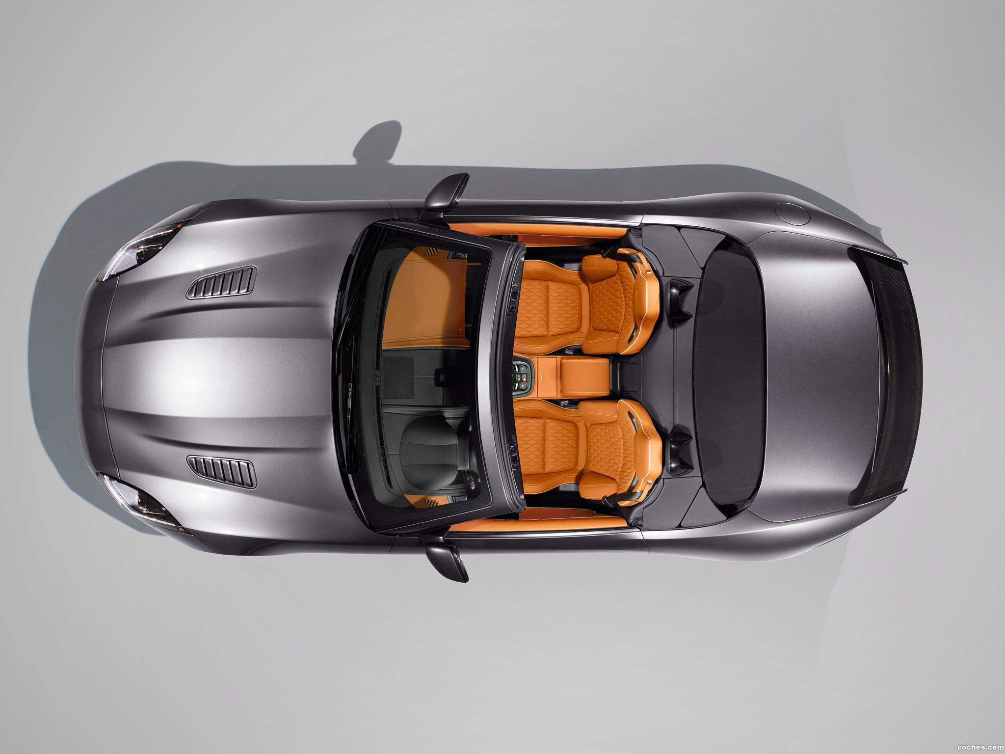 Foto 6 de Jaguar F-Type SVR Convertible 2016