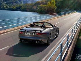 Ver foto 4 de Jaguar F-Type SVR Convertible 2016