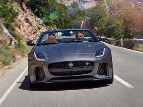 Ver foto 3 de Jaguar F-Type SVR Convertible 2016