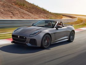 Fotos de Jaguar F-Type SVR Convertible 2016