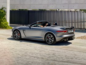 Ver foto 13 de Jaguar F-Type SVR Convertible 2016