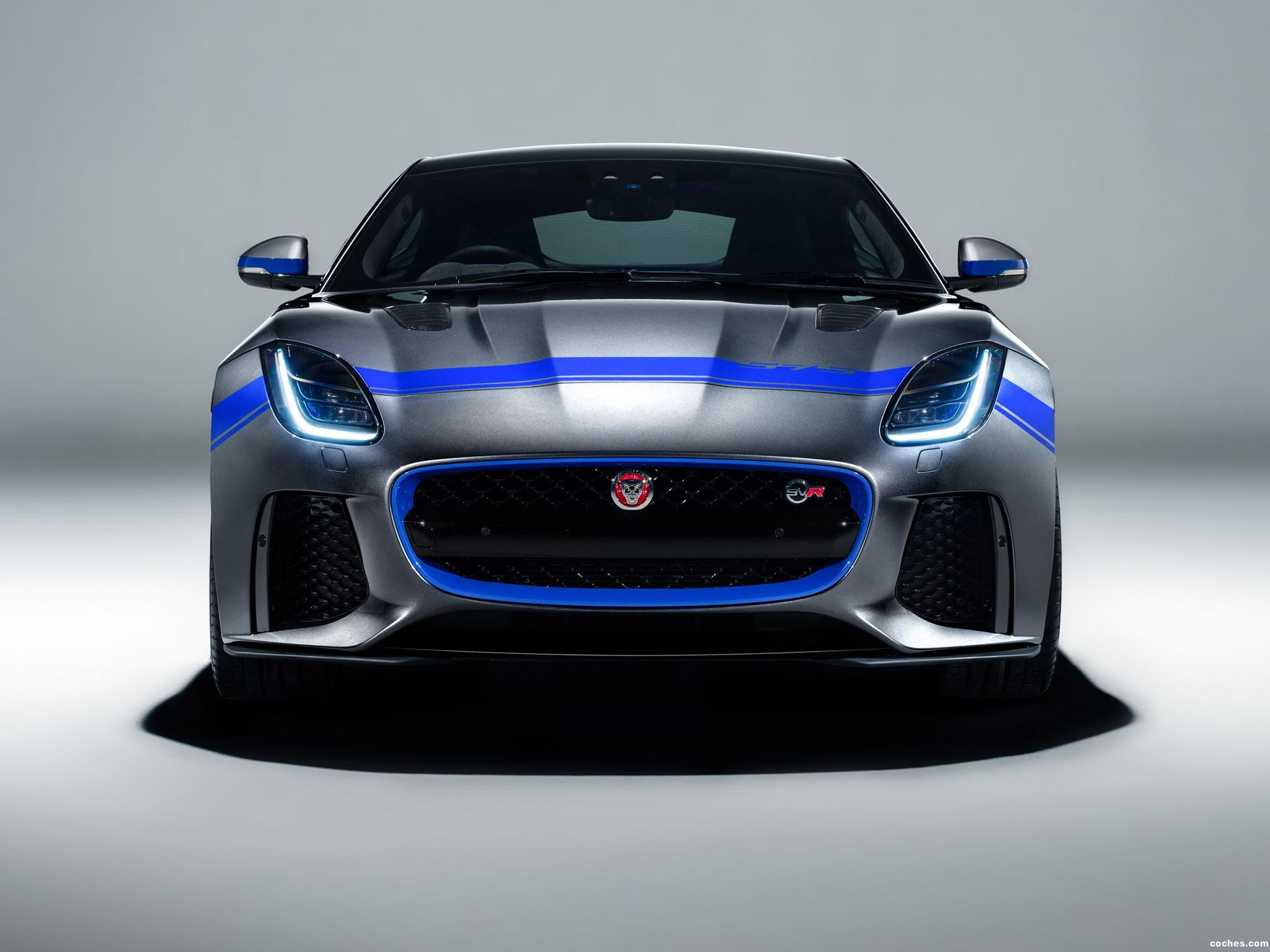 Foto 4 de Jaguar F-Type SVR Graphic Pack Coupe 2018