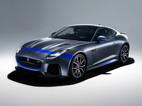 Ver foto 1 de Jaguar F-Type SVR Graphic Pack Coupe 2018