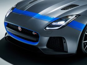 Ver foto 10 de Jaguar F-Type SVR Graphic Pack Coupe 2018