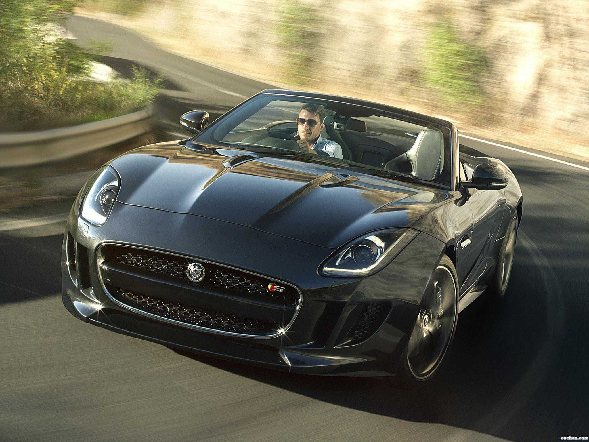 Foto 0 de Jaguar F-Type V8 S UK 2013